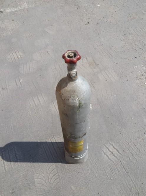 Utylizacja gasnic